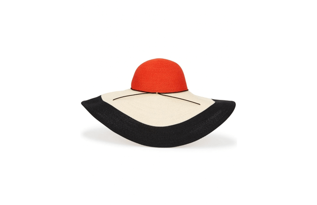 Beach Style: Eugenia Kim Coral sun hat