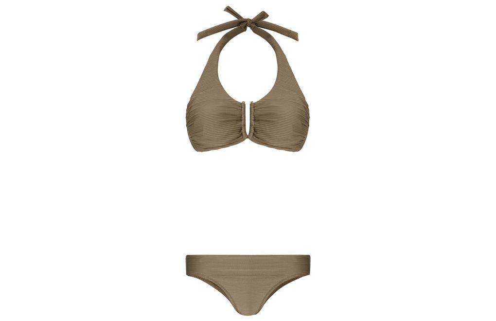 Beach style: Heidi Klein Manda bikini