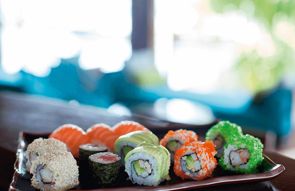 kaika halaveli sushi