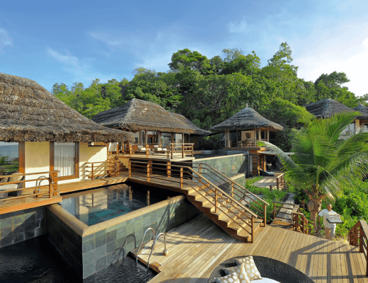 luxury villas - lemuria-presidential-villa