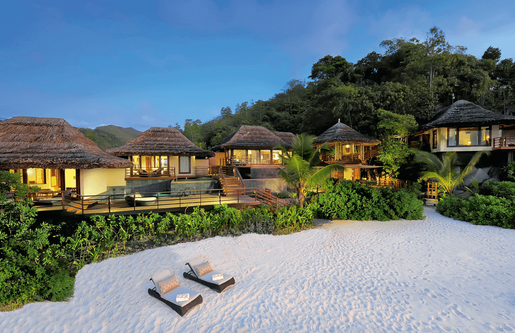 luxury villas - Presidential villa at Lemuria Seychelles