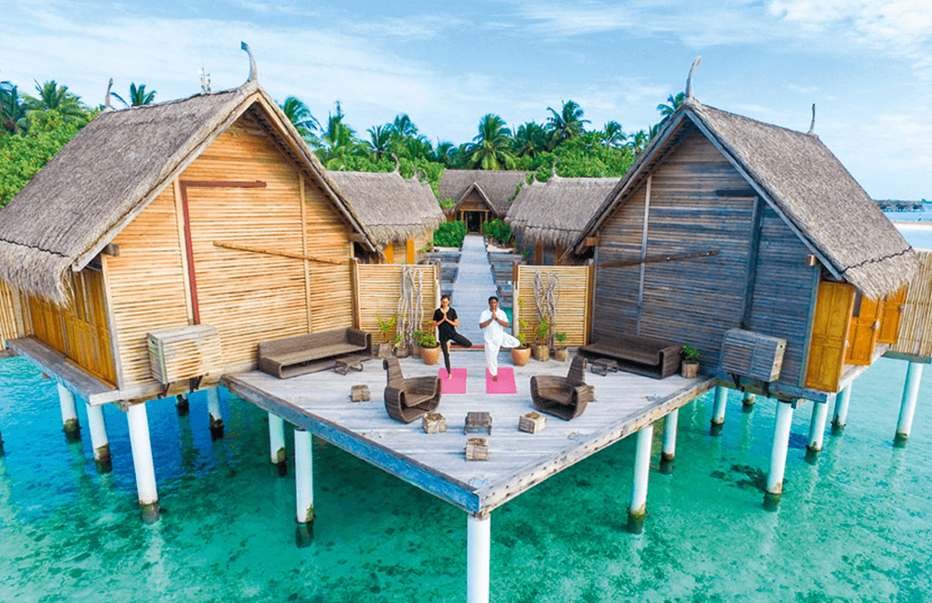 The Spa experience at Constance Moofushi Maldives
