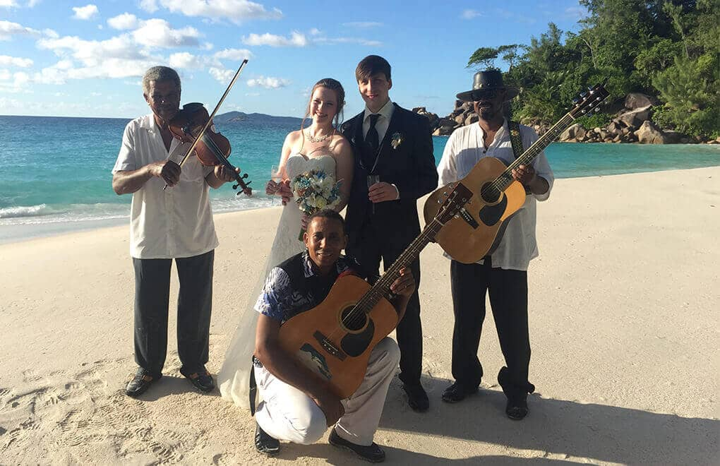 Constance Weddings: local musicians play your favourite songs