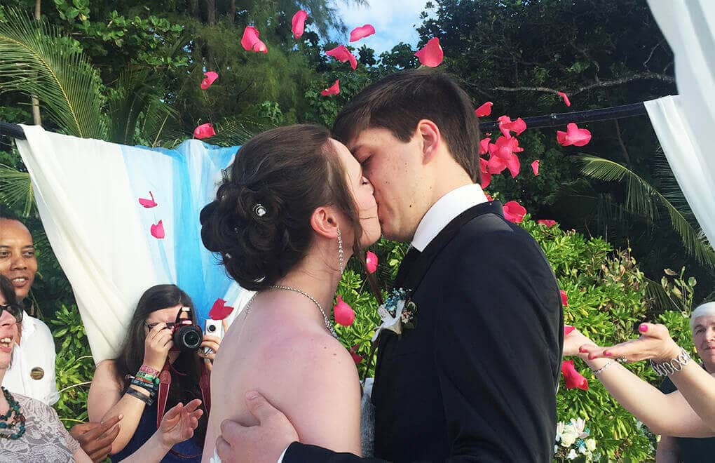 Constance Weddings: Sealed with a kiss