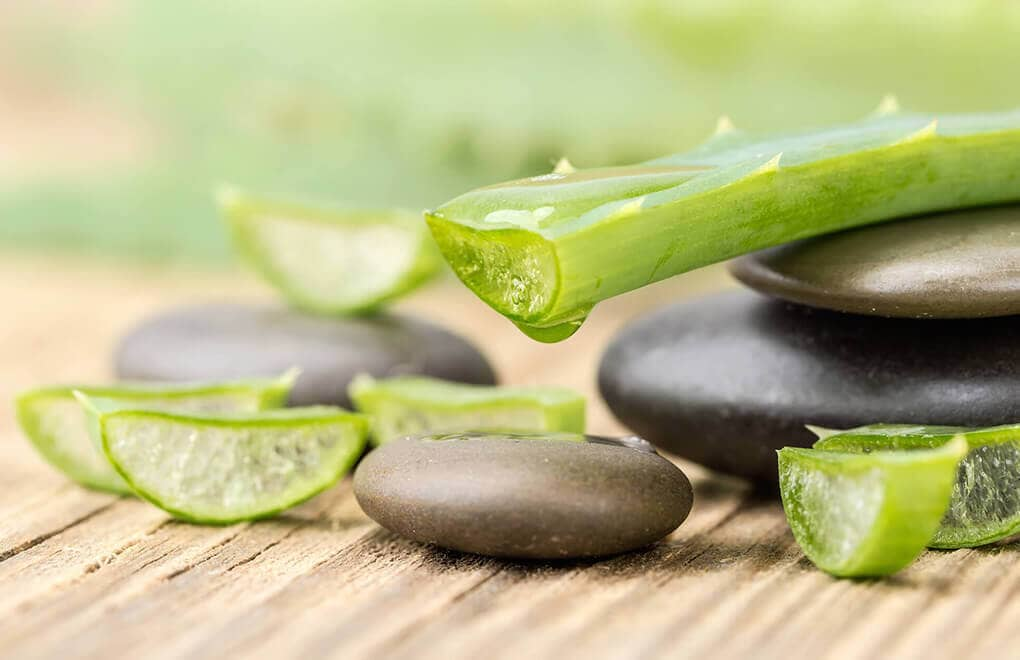 Aloe Soothe treatment at Constance Hotels and Resorts