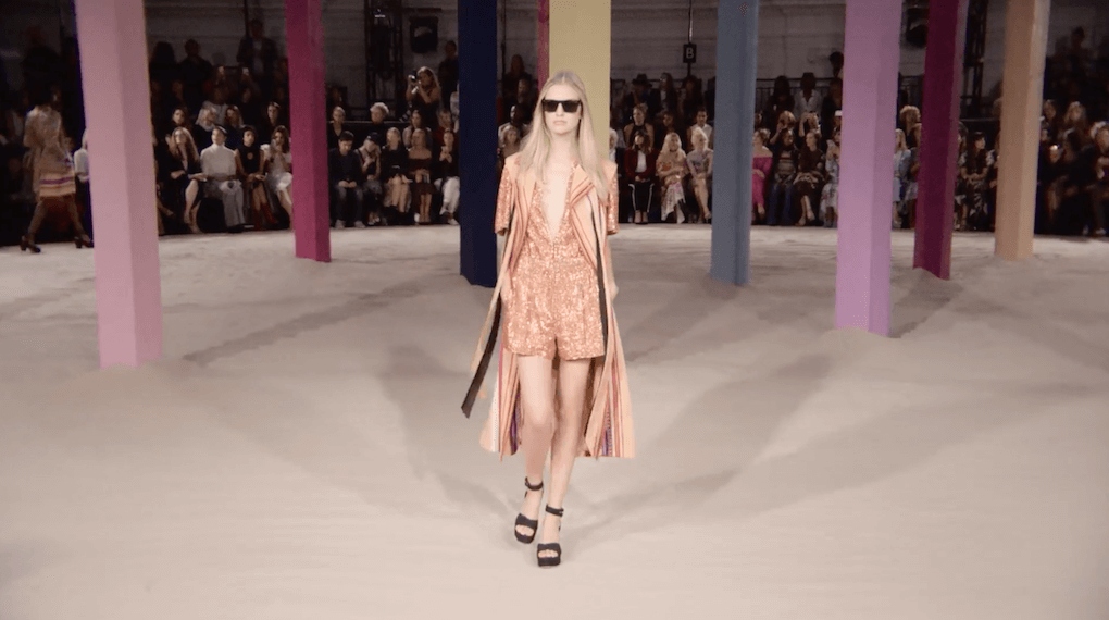 Alice Temperley S/S2017 London Fashion Week