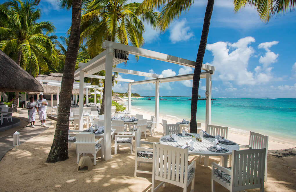 Come and experience the aromatic excellence of Constance Belle Mare Plage
