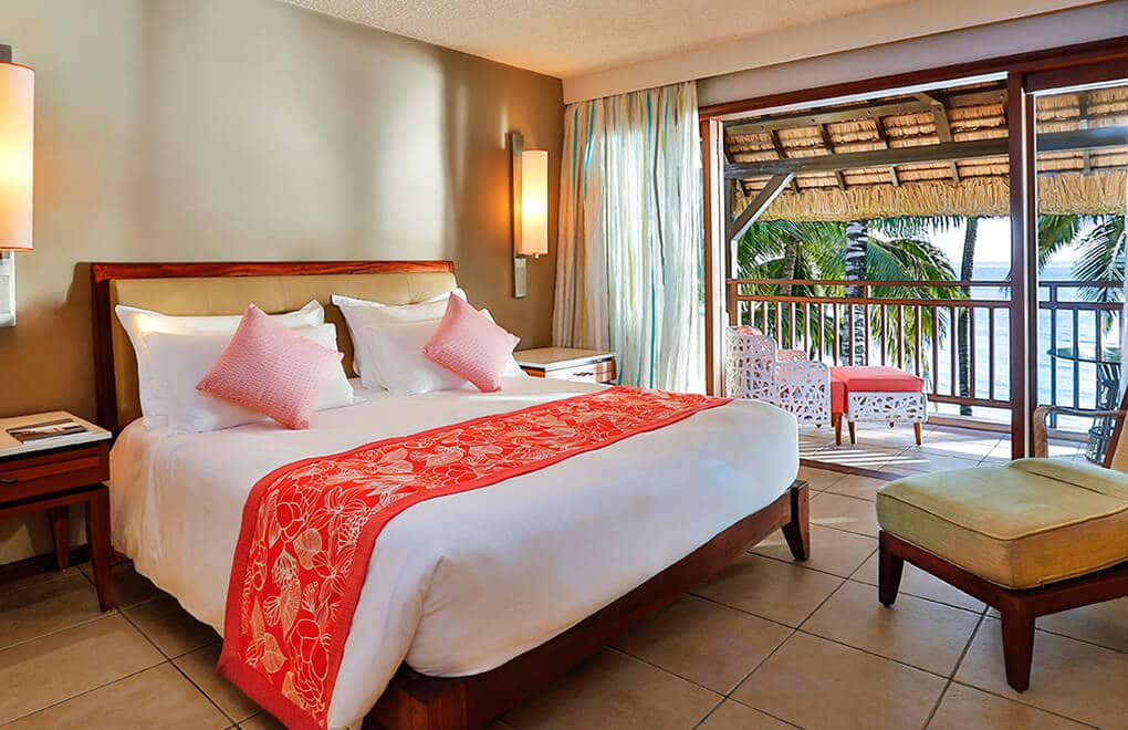 Stay at Constance Belle Mare Plage in one of their transformed rooms
