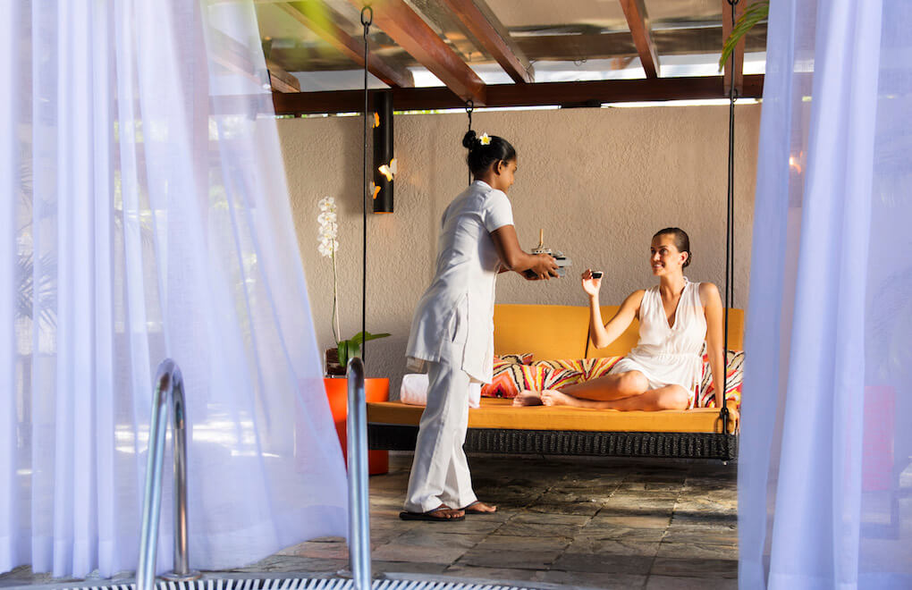 U Spa at Constance is one of our more relaxing