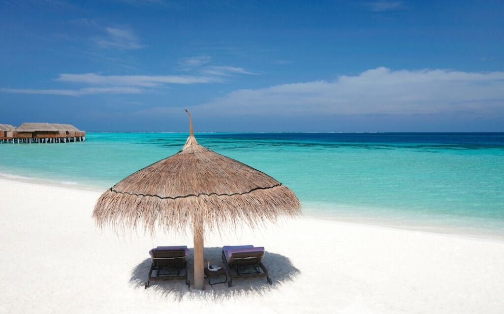Moofushi, in the Maldives, was a firm favourite with holidaymakers on Trip Advisor