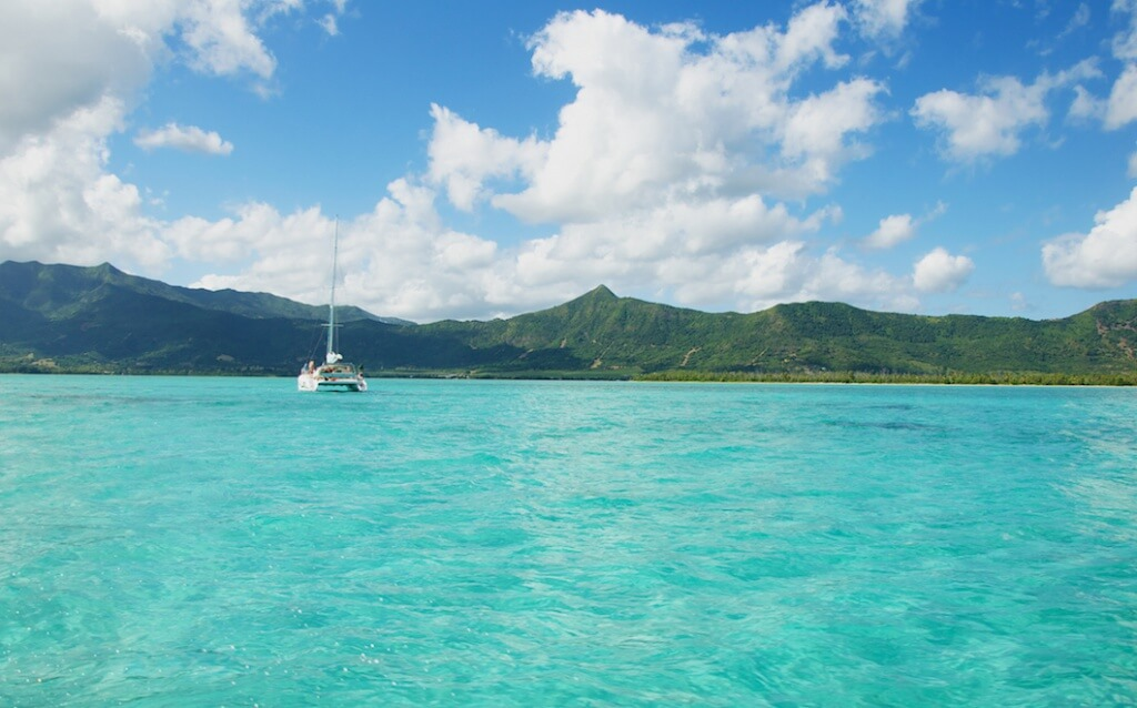 Take a Catamaran trip at Constance Belle Mare Plage for one of your most memorable experiences