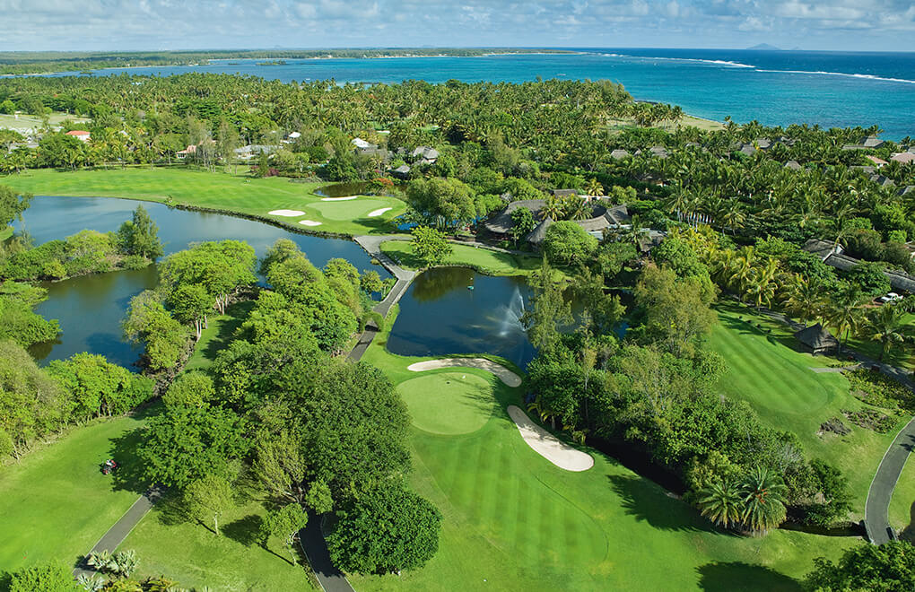 The Legend Golf Course at Constance Belle Mare Plage, Mauritius