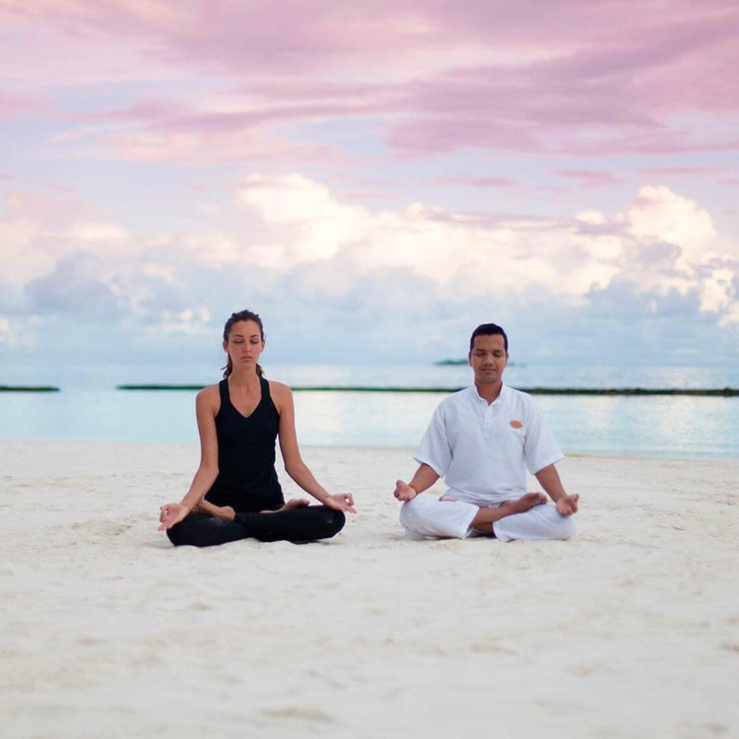Yoga at Constance Hotels
