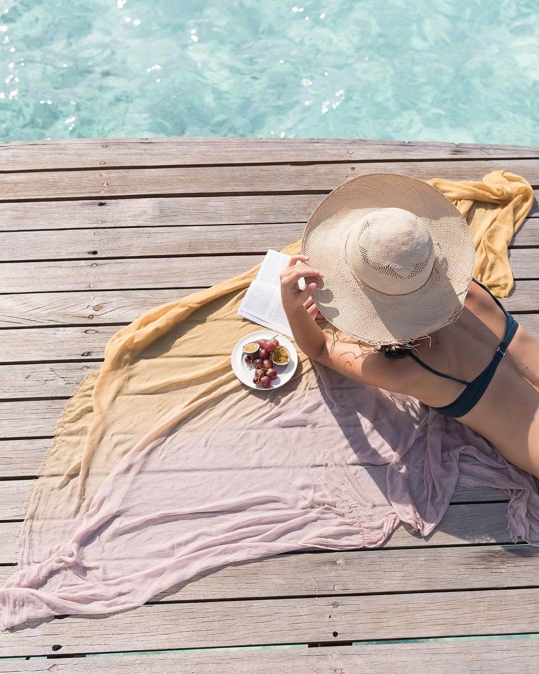 'Me time' at Constance Moofushi Maldives