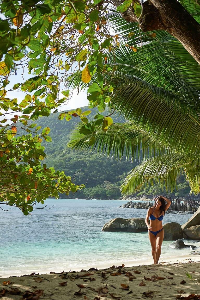 Bikini weather at Constance Ephelia Seychelles