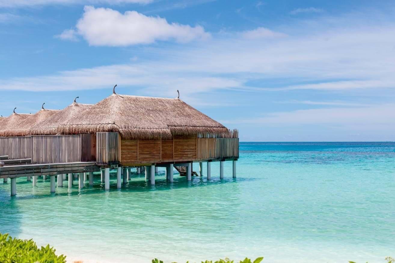 Constance Moofushi Maldives water villas