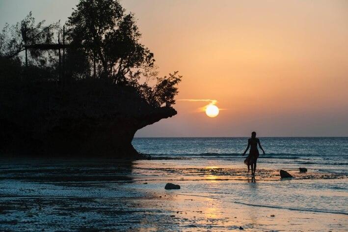 Pemba sunset