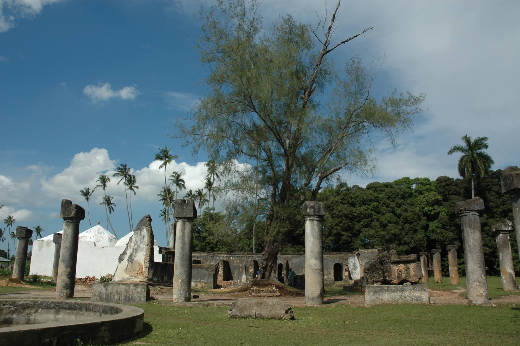 Stone Town ruins – Indian Ocean UNESCO World Heritage