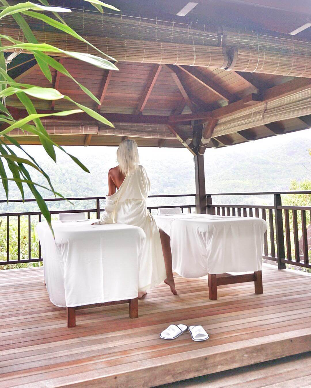 Self-care at Constance Ephelia Seychelles spa
