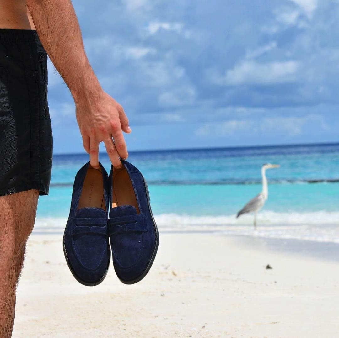 duke dexter loafers constance moofushi maldives