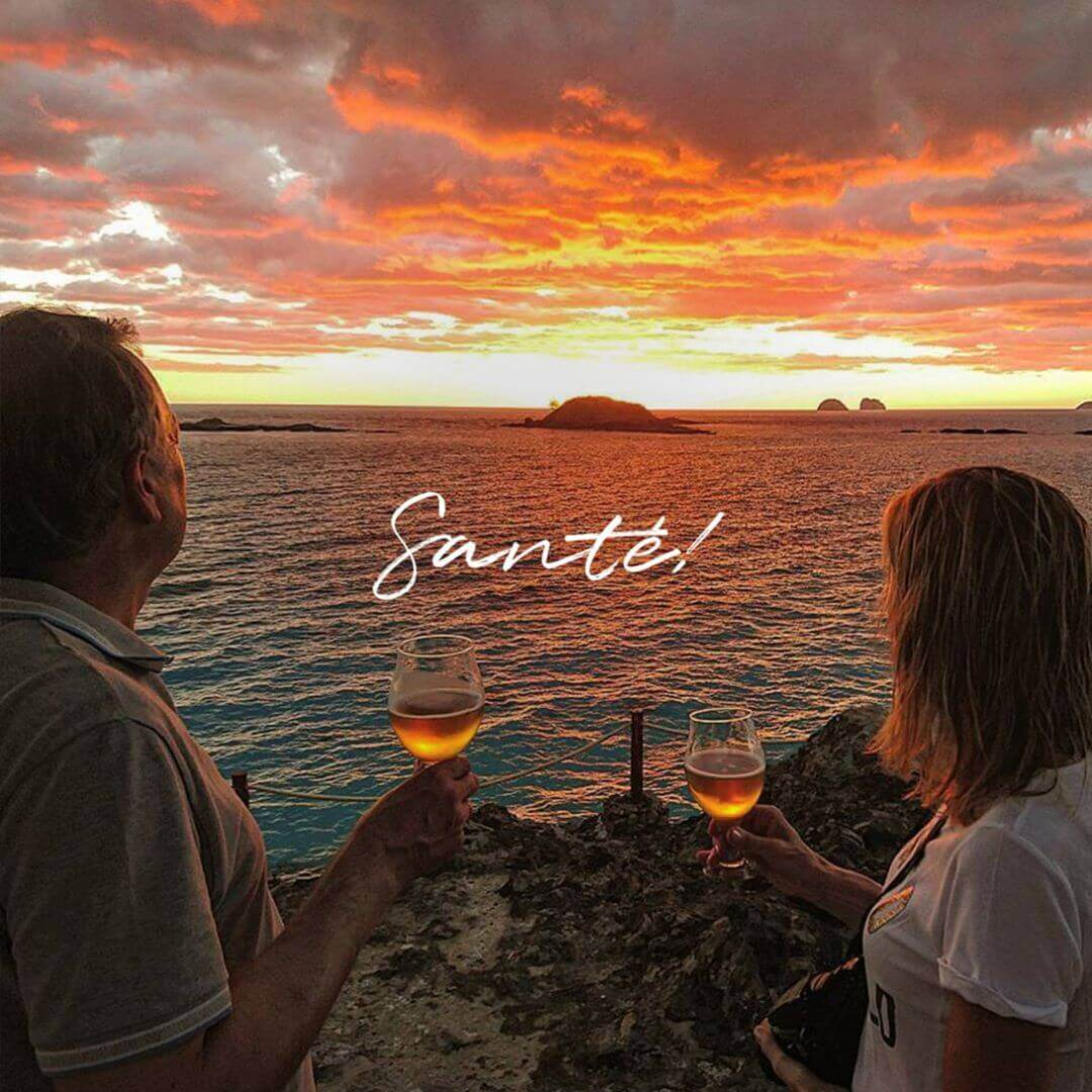 cheers wine madagascan sunset passion