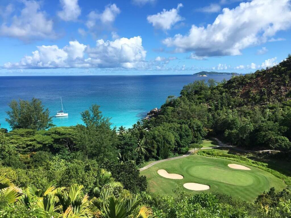 lemuria golf course sea views