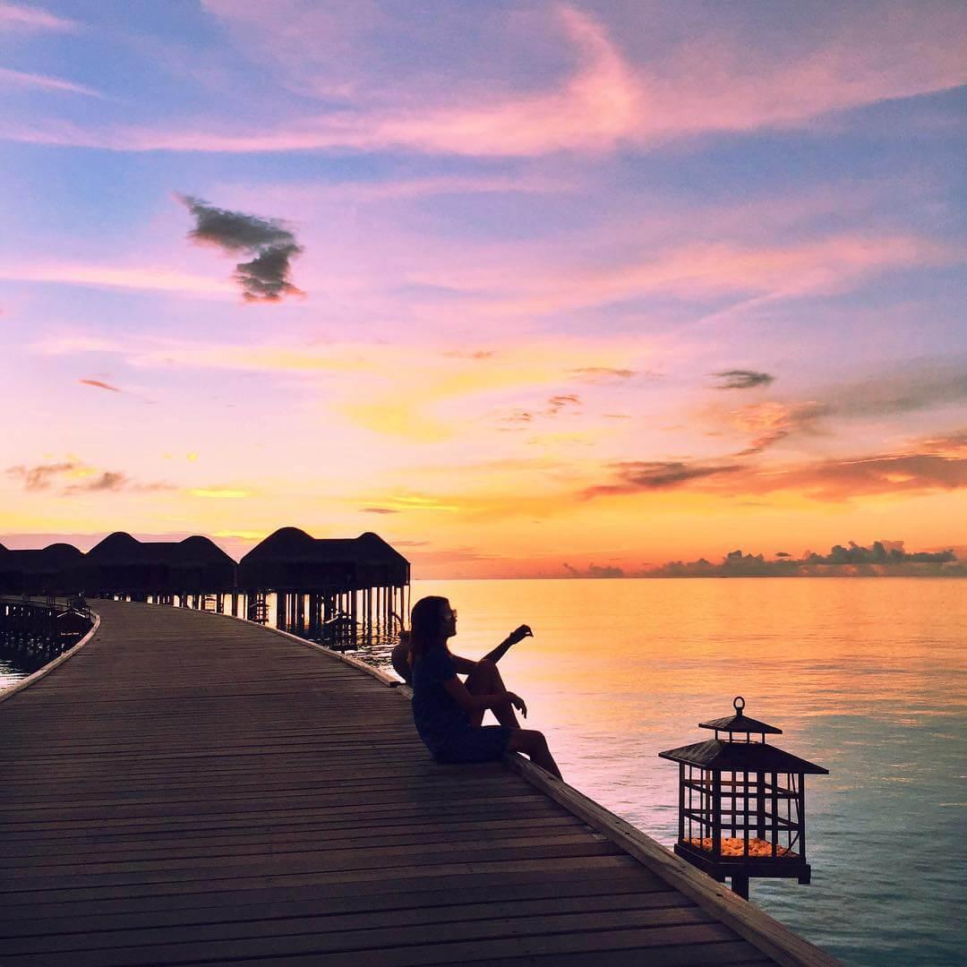 lovely pepa halaveli maldives