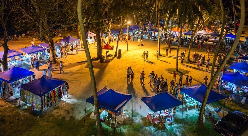 mahe island bazar labrin