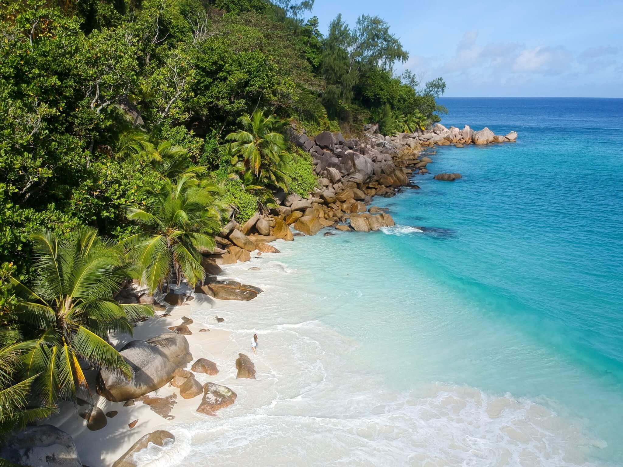constance ephelia seychelles beach