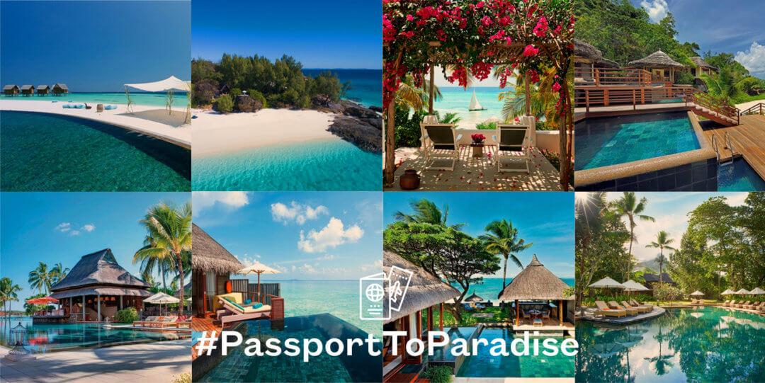 #PassportToParadise