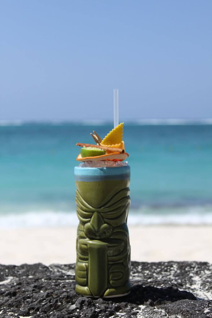 Rumrkable at Constance Belle Mare Plage in Mauritiu