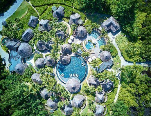 Spa Village- Constance Ephelia